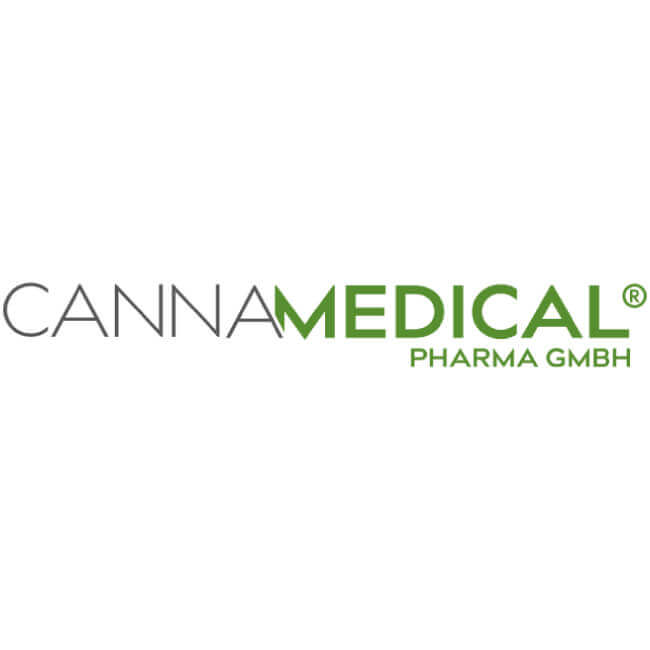 Logo Cannamedical® Pharma quadratisch